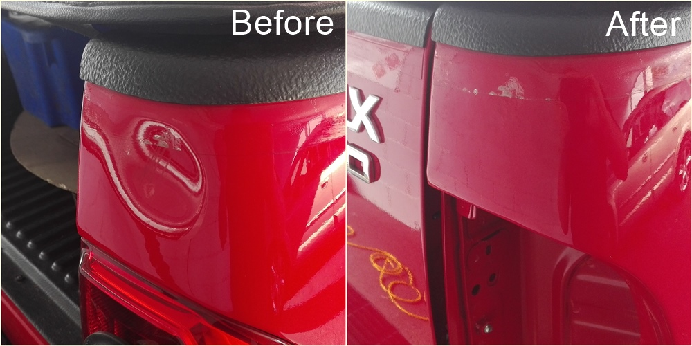 Car dent removal Auckland