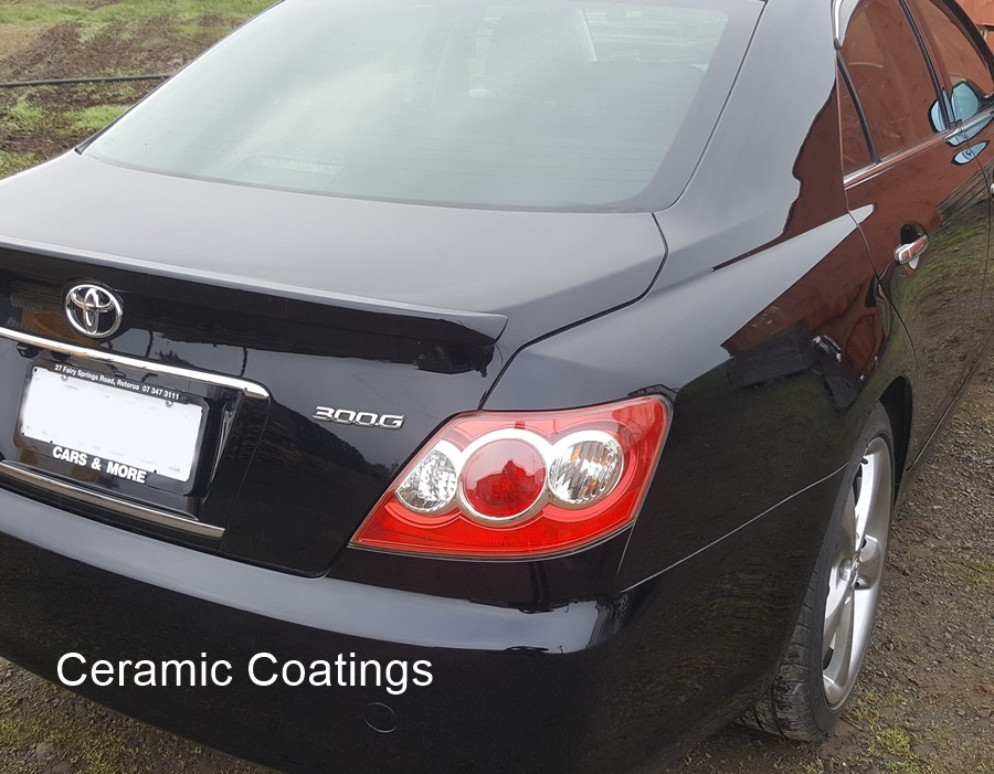 Ceramic coatings to protect