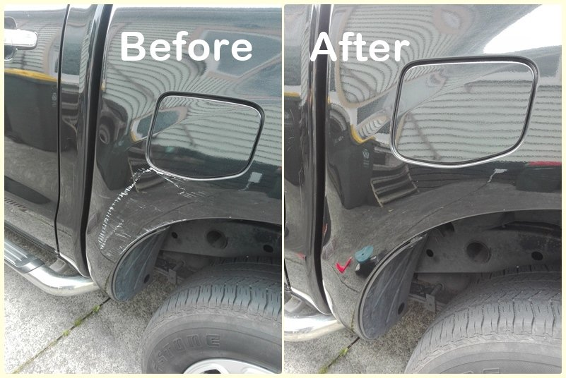 car scratch removal auckland